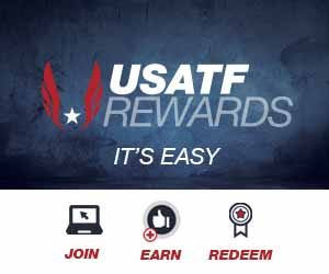 USATF Rewards